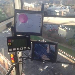 Antibotssystemen / zonebeveiliging / camerasystemen